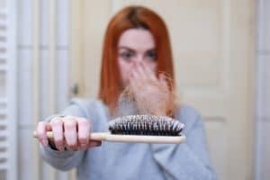 Que faire en cas de perte de cheveux ?